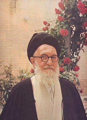 Mohammad Kazem Shariatmadari - Shariatmadari, March 1982