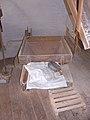 Molen De Prins van Oranje, Bredevoort maalstoel kaar.jpg