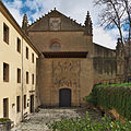 Monasterio Santa Cruz la Real. Portada.jpg