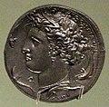 Moneta di siracusa, 425-400 ac ca, inv. 314.jpg