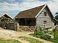 Monkton Wyld traditional farm buildings 7288.JPG