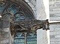 Mons Saint Waltrude Church Gargoyle 01.jpg