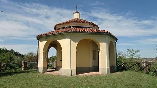 Montà Cappella Santo Sepolcro