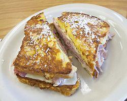 monte cristo sandwich wikipedia