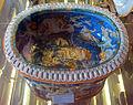Monte bagnolo (pg), francesco durantino, rinfrescatoio con scene d'amore tra divinità marine, 1549, 1.JPG