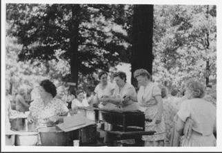 Montgomery County Fair, Maryland (June 1949)