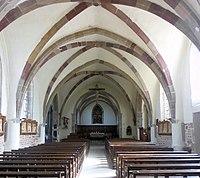 Monthureux-sur-Saône, Église Saint-Michel à l'intérieur.jpg
