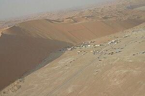 Moreeb Dune - Moreeb Dune at Liwa