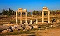 Morning sunlight in Hierapolis.jpg