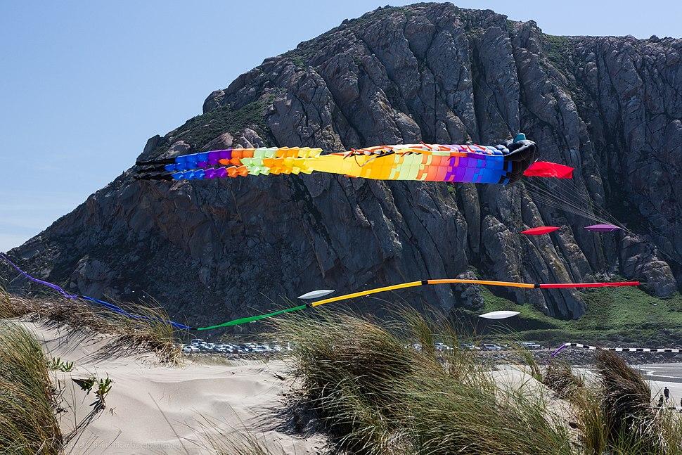 Morro Bay Kite Festival, 26 April 2014