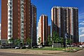 Moscow, Krivorozhskaya Street, new buildings (31311359952).jpg