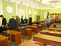 Moscow, Wikimedia meeting in 2012 March 09, beforeparty 01.JPG