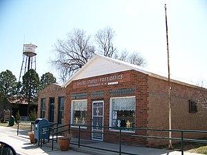 Mosquero, New Mexico - Image: Mosquero, N. M. 87733