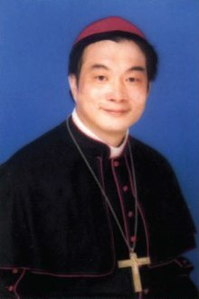 劉丹桂主教 Most Rev. James Liu Dan-kui