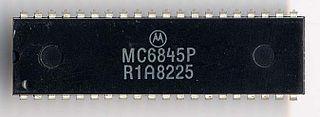Motorola 6845