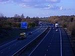 Motorway M11 Cambridge