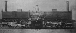 James Cross and Company - Mountaineer built in 1866 by James Cross and Company