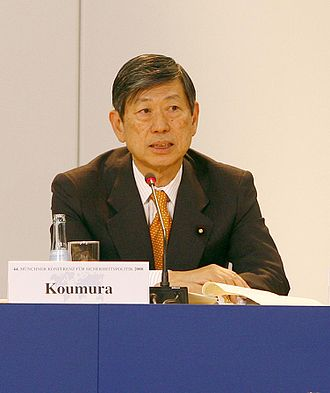 Georgia–Japan relations - Japanese FM Masahiko Koumura, who expressed Japan's full support for the sovereignty and territorial integrity of Georgia in August 2008.