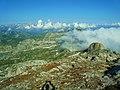 Mt. Roche de l'Abysse from Mt. Marguerais summit - panoramio.jpg