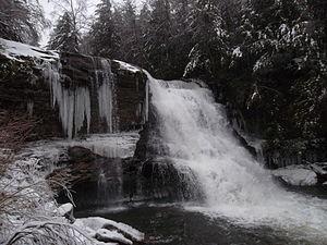 Swallow Falls State Park - Muddy Creek Falls