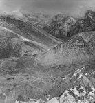 Muldrow Glacier, edge of glacier and glacial remnant, undated (GLACIERS 5180).jpg