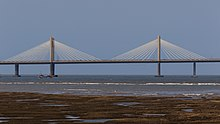 Mumbai 03-2016 81 Dadar Beach view of the SeaLink.jpg