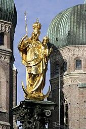 Patrona Bavariae Wikipedia
