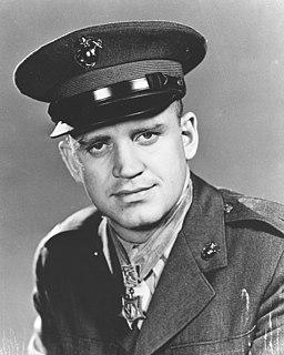 Raymond G. Murphy United States Marine Corps Medal of Honor recipient
