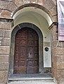 Museo civico etrusco romano Prof. Gregorio Bianchini, ingresso.jpg