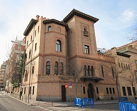 Museo e Instituto de Valencia de Don Juan (Madrid) 01.jpg