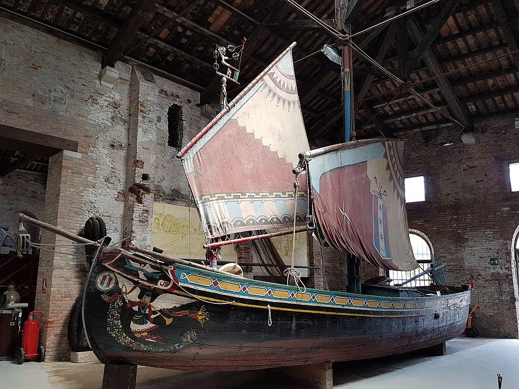Museo storico navale Que voir et visiter à Venise castello ?