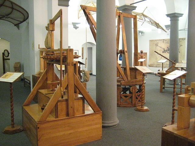 Museo Leonardo Da Vinci Firenze.Museo Di Leonardo Da Vinci Museum And Gallery In Florence Italy