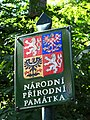 Národní přírodní památka, tabule, Dalejský profil.jpg