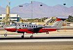 N350FC 1998 Raytheon Aircraft Company B300-350 C-N FL-214 (6445379427).jpg