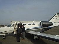 N42LJ - C25B - Nordwind Airlines