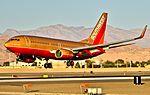 N711HK Southwest Airlines 1998 Boeing 737-7H4 (cn 27845-38) The Herbert D. Kelleher (6839995599).jpg