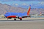 N783SW Southwest Airlines Boeing 737-7H4 (cn 29809-675) (8290693502).jpg