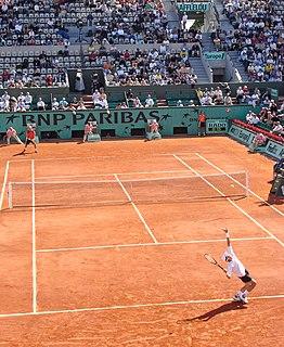 tennis venue in Paris, France