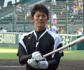 Shōta Ōno Japanese baseball player