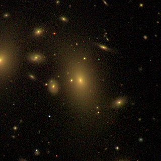 NGC 7499 Galaxy in the constellation Pisces