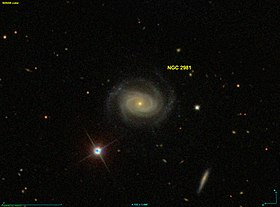 Image illustrative de l'article NGC 2981