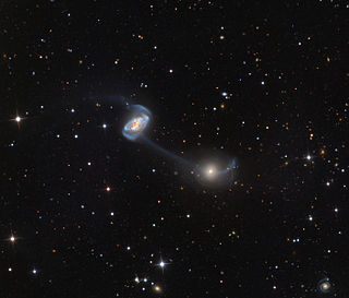 Arp 104 group of galaxies