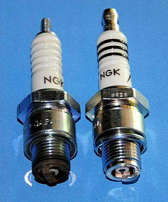NGK - Spark plugs