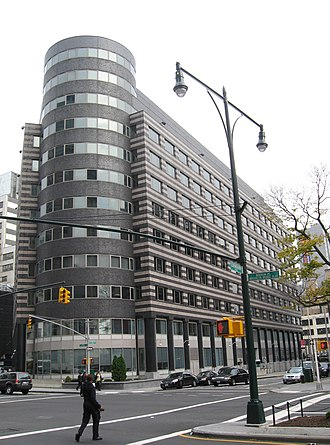 New York City Transit Authority - Headquarters in Brooklyn