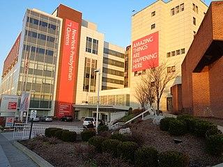 NewYork–Presbyterian/Queens Hospital in New York City, US