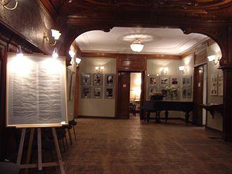 Nabokov House - Inside Nabokov's House