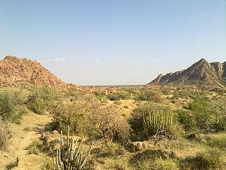 Nagarparkar Taluka in Sindh, Pakistan