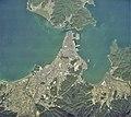 Nagato city center area Aerial photograph.2008.jpg