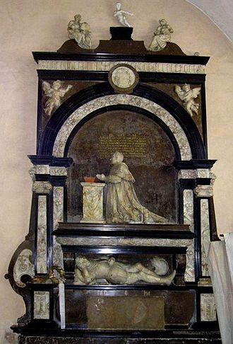 Balthasar Báthory - Tomb monument of Andrew and Balthasar Báthory (1598)