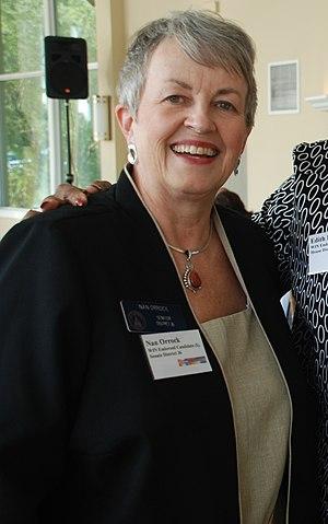 Nan Grogan Orrock - Orrock in 2008